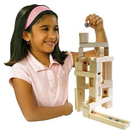 - 60 Piece Amaze N Marbles Basic Builder