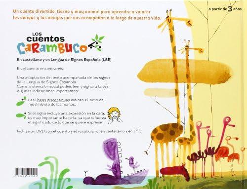 El elefante Mainú y la amistad: 11 Carambuco Cuentos: Amazon.es: Balada Herrera, Montserrat, Mestres Orriols, Francesca, Julve, Òscar: Libros