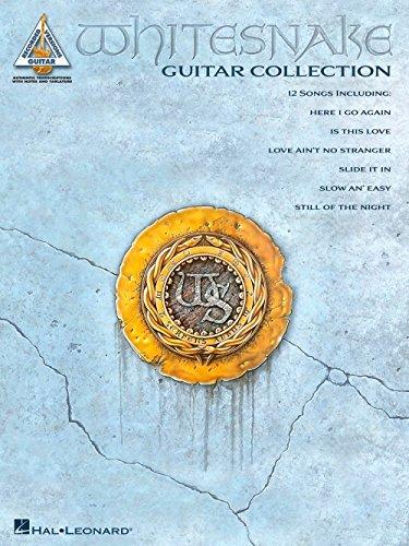 Hal Leonard 80s Metal - Hal Leonard Whitesnake Guitar Collection Guitar Tab Songbook