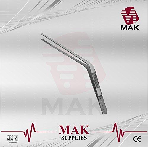 - MAK Nasal Dressing Forceps Troeltsch 18cm Serrated Fine Quality ENT Instruments