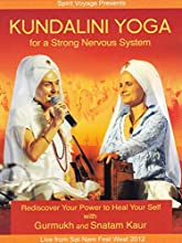 Kundalini Yoga for a Strong Nervous System (DVD) [Alemania]