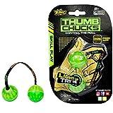 Zing Thumb Chucks-Green