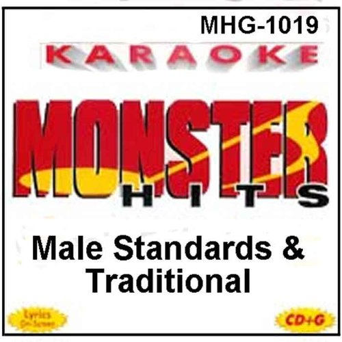 Tony Bennett Frank Sinatra (Monster Hits Karaoke #1019 - Male Standards & Traditional)