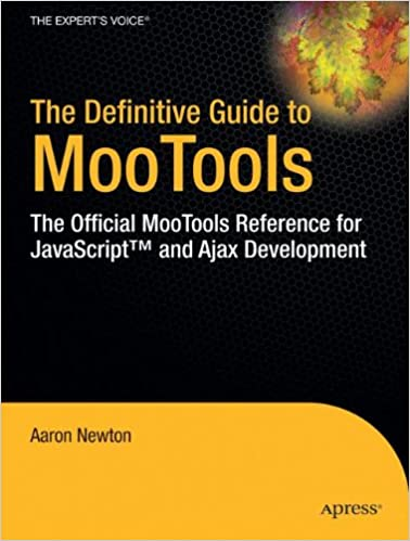 The Definitive Guide to Mootools