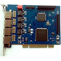 ISDN Pri E1/T1 Card with 4 E1/T1 Ports,For Freepbx,AsteriskNow,Issabel,Asterisk PCI Card IP PBX Gateway System