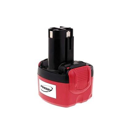 Batería para Bosch Bomba de aire/Compresor PAG 9,6 NiCd O-Pack