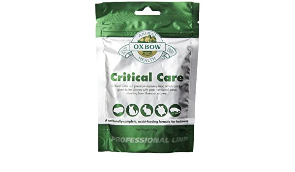 Oxbow Critical Care Pet Suplemento, 141 mm: Amazon.es: Productos para mascotas