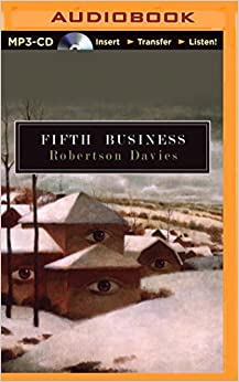 fifth business deptford trilogy amazoncouk robertson davies  fifth business deptford trilogy