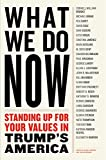 img - for WHAT WE DO NOW: Standing Up for Your Values in Trump's America book / textbook / text book