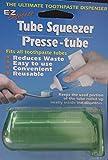 Squeezer Toothpaste Dispenser Ez Plastic Tube Holder Rolling Bathroom Extract - Green