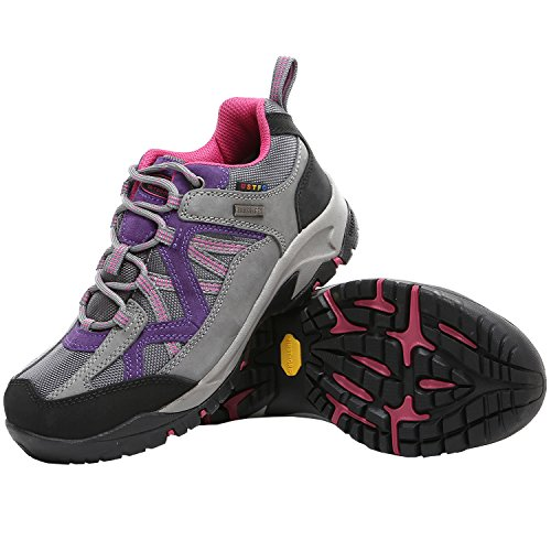 The First Outdoor Women's Hiking Shoe Waterproof Breathable FIRST-TEX Membrane