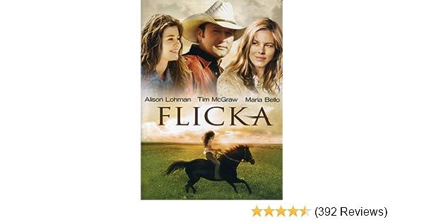 Amazon com: Flicka: Alison Lohman, Tim McGraw, Maria Bello, Ryan