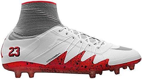 Nike Hypervenom Top Blanc Phantom II Neymar FG Blanc Crampons Jordan SZ 11 820117–106