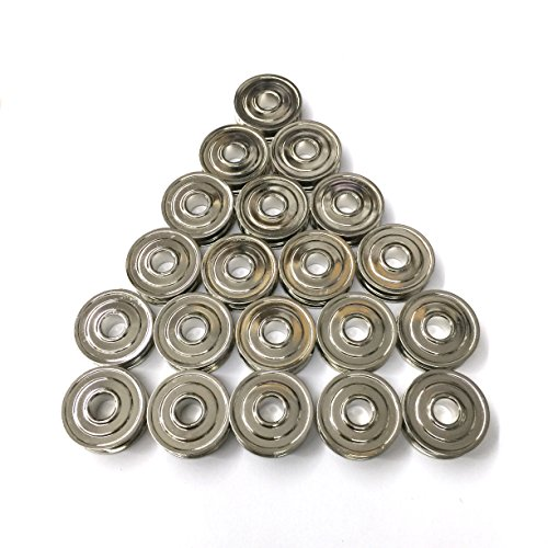 (Cutex (TM) Brand 20 Metal Bobbins for Kenmore, White Sewing Machines Bobbin #744 Cutex Brand)