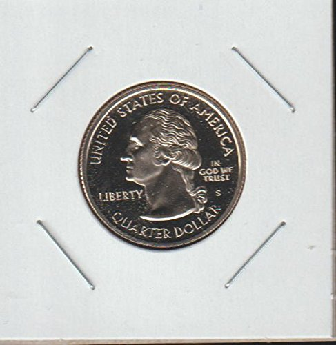 Tennessee State Gem (2002 S Washington State Quarter Tennessee Quarter Superb Gem Proof DCAM US Mint)