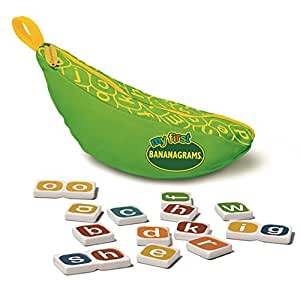 My First Bananagrams: The Spelling and Word Game For Kids