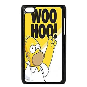 IPhone 6 Case The Simpsons Funny For Men, Iphone 6 Cases For Girls Protective For Men [Black]