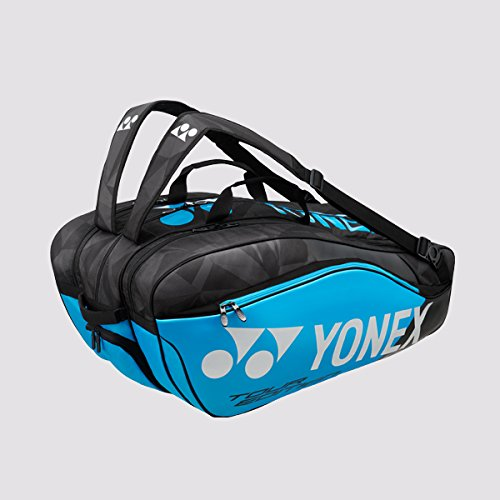 Yonex 2018 New 9829 Racket Bag (9Pcs) (Infinite Blue) for sale  Delivered anywhere in USA