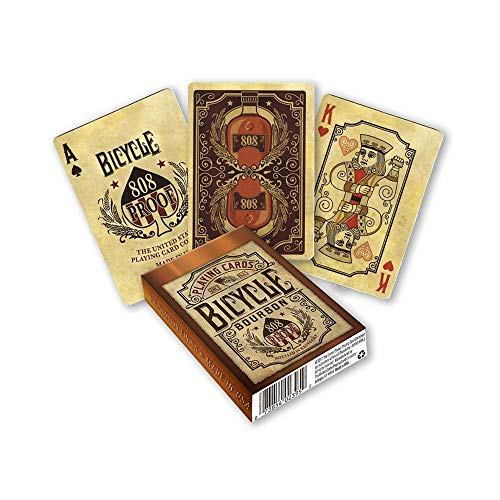 Bicycle Bourbon Playing Cards (Playing Cards 1920s)