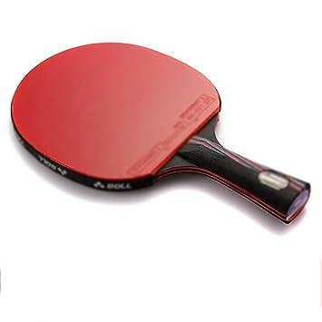 xianw Raqueta de Tenis de Mesa - Profesional Ping Pong Paleta con ...