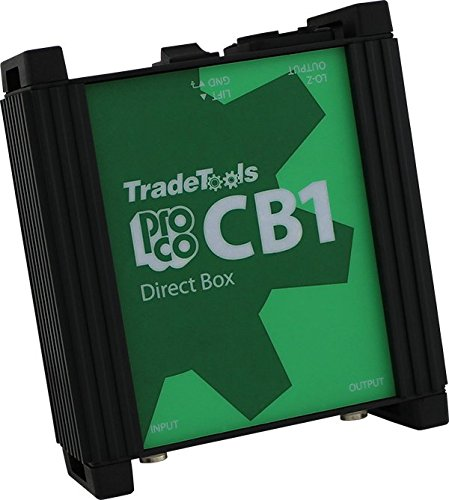 Pro Co Sound CB1 Direct Box by Pro Co Sound