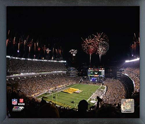 Photo Pittsburgh Steelers Framed (Heinz Field Pittsburgh Steelers Stadium Photo (Size: 17