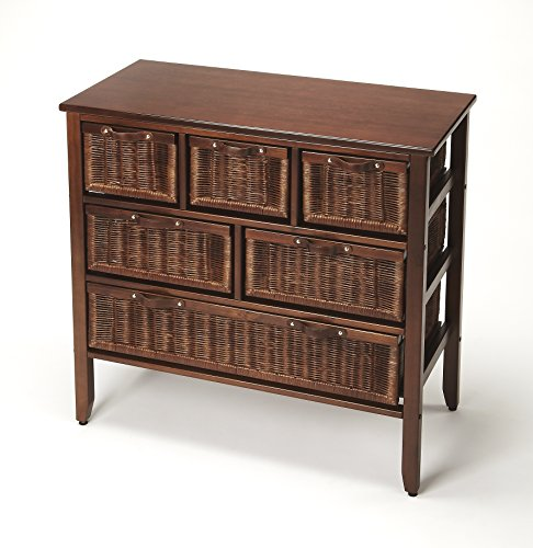 Butler Falmouth Rattan Console Chest (Furniture Falmouth)