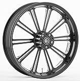 Harddrive Wheel 18X4.25 Luck Black F2121A18425D