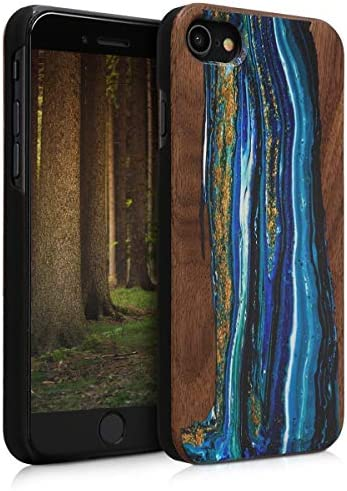 kwmobile Apple iPhone Wood Case product image