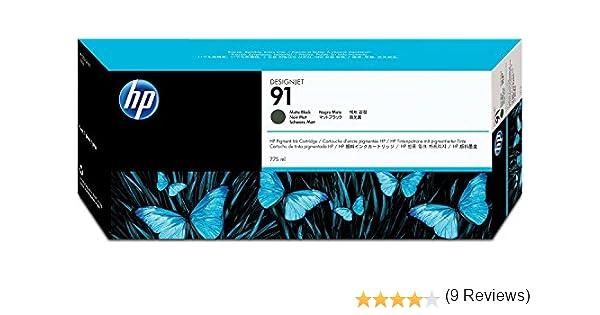 HP C9464A - Cartucho de tinta, 775 ml, Negro: Hp: Amazon.es: Oficina y papelería