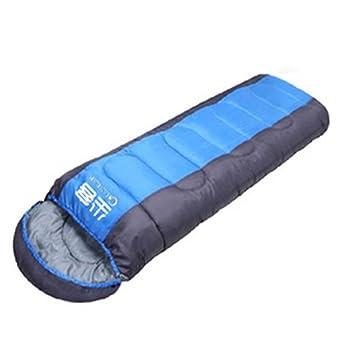 LOLIVEVE Saco De Dormir Al Aire Libre 10 Grados C sobre Rectangular Bolsa Bien Ventilada Impermeable