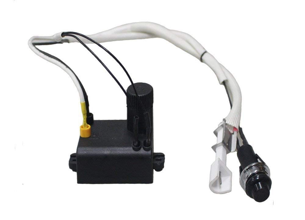 Grill Valueparts 69850, 7642 Grill Igniter Button for Grill Electronic Igniter Kit for Weber Spirit 210 & Spirit 310 Grill Models with Up Front Controls (Model Years 2013-2017)