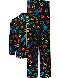 d3f04ddc1d Amazon.com  DC Comics - Sleepwear   Robes   Clothing  Clothing ...