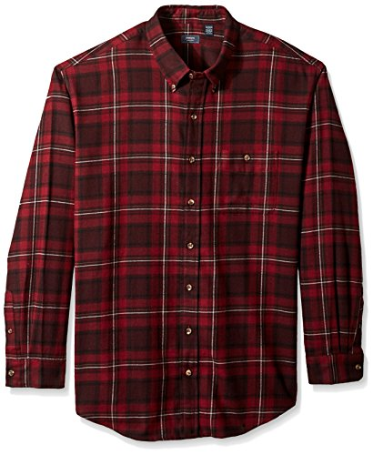 Plaid Big Shirt - 8
