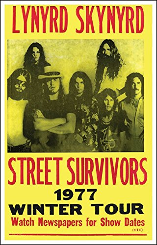 Lynyrd Skynyrd Street Survivor Winter Tour 14