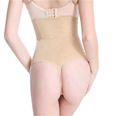 424c00d5b6438 Image Unavailable. Image not available for. Color  ASO-SLING Women High  Waist Tummy Control Panties Body Shaper Underwear Corset