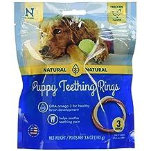 N-Bone Puppy Teething Ring Chicken Flavor (3 Pack)