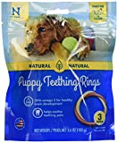 N-Bone 3-Rings  Puppy Teething Ring, Chicken Flavor