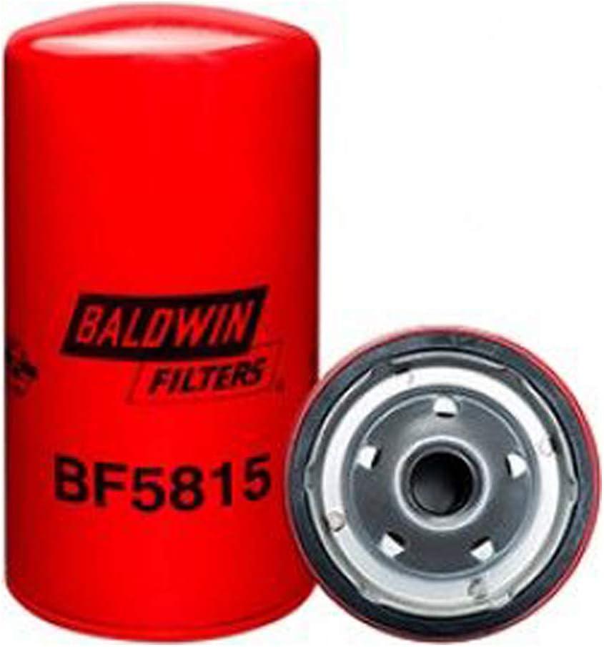Baldwin Filters Fuel Filter 7-3//32 x 3-11//16 x 7-3//32 In