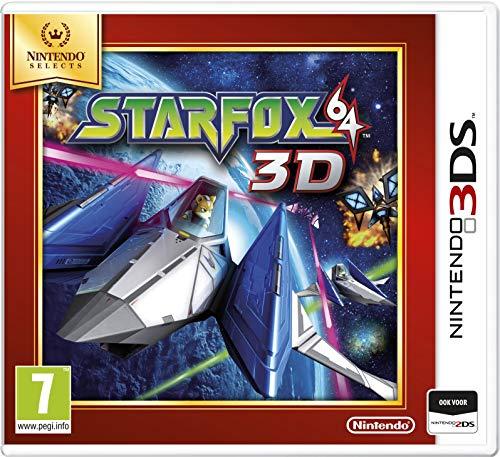 StarFox 64 3D (Selects), 3DS (Nintendo 3DS)