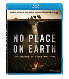 No Place on Earth [Blu-ray]