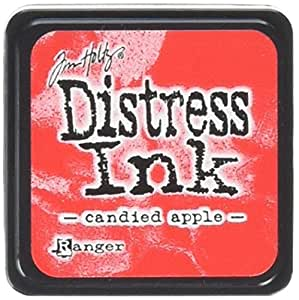 Ranger TDP47391 Distress Mini Ink Pad, Candied Apple