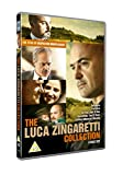 The Luca Zingaretti Collection : 5 Disc Box Set (Cefalonia, Perlasca ,Calling Inspector Marotta, By The Light Of Day, Borsellino: The 57 Days) [DVD]