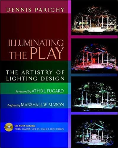 _REPACK_ Illuminating The Play: The Artistry Of Lighting Design. events eerste hotel offer Cilindro released crimp