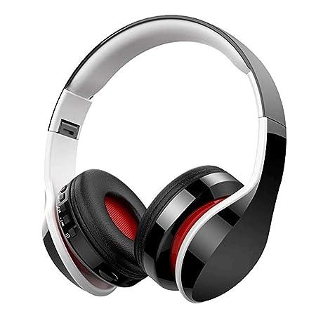 HUANGDA Auriculares inalámbricos Bluetooth Función 4 en 1 ...