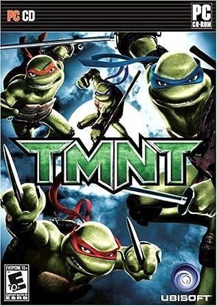 Ubisoft Teenage Mutant Ninja Turtles, PC - Juego (PC, PC ...