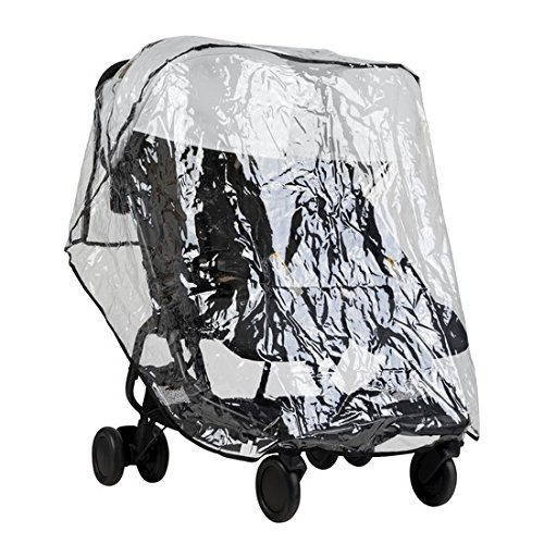 Mountain Buggy Urban Double Pram - 2