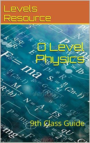 O Level Physics Book