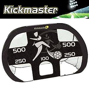 kickmaster quick up goal and target shot instructions