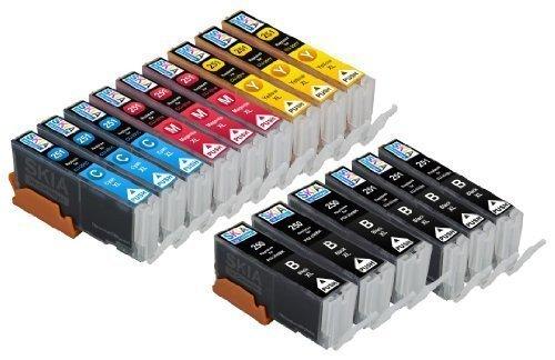 Skia Ink Cartridges Compatible PGI 250BK product image
